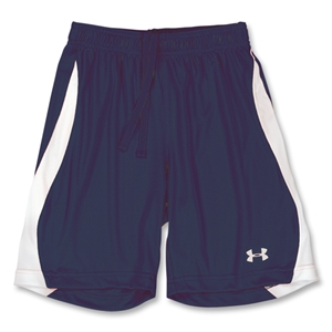 Under Armour Women's Strike Short (Navy/White)
