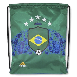 Brazil 2011 Federation Sackpack