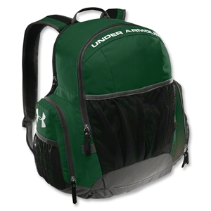 Under Armour Striker Backpack (Dark Green)