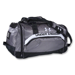 Under Armour Victory Medium Team Duffle (Gray)