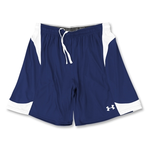 Under Armour Dominate Short (Navy/White)