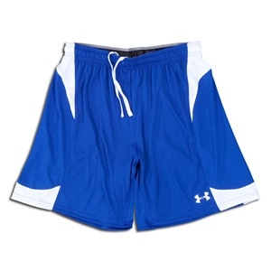 Under Armour Dominate Short (Roy/Wht)