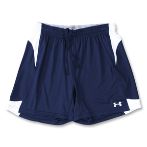 Under Armour Women's Dominate Short (Navy/White)