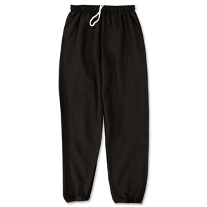 Gildan Sweat Pant w/ Elastic Bottom (Black)