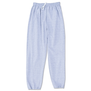 Gildan Sweatpants w/ Elastic Bottom (Gray)