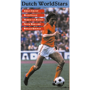 Dutch World Stars Soccer DVD
