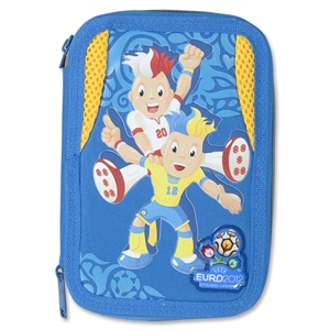 UEFA Euro 2012 Friends Double-Body Pencil Case