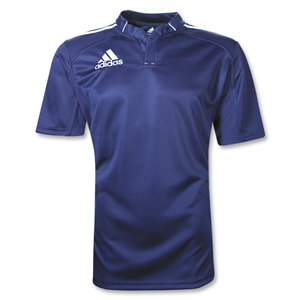 adidas Three Stripe III Rugby Jersey (Navy/White)