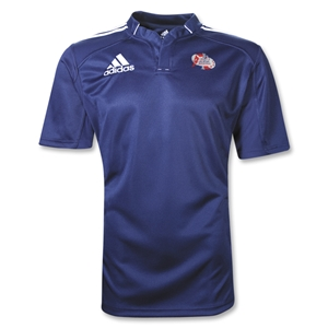 adidas Las Vegas Invitational Three Stripe Jersey (Navy/White)