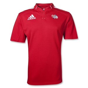 adidas Las Vegas Invitational Three Stripe Jersey (Red/White)