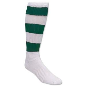 Bumble Bee Socks (Green/Wht)