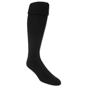 365 Solid Rugby Socks (Black)