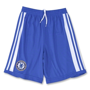 Chelsea 11/12 Home Youth Soccer Shorts