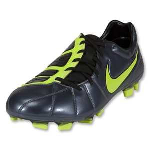 Nike Total 90 Laser Elite FG Cleats (Metallic Blue/Dusk/Volt/Black)