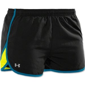 Under Armour Women's TG Escape 3 Short (Bk/Tl)