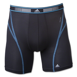 adidas Flex360 Boxer Brief (Blk/Royal)