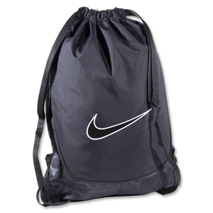 Nike Brasilia 5 Gym Sack (Black)