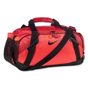 Nike Varsity Girl Med Duffle (Neon Orange)