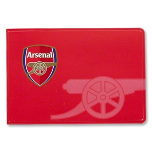 Arsenal Travel Card Wallet