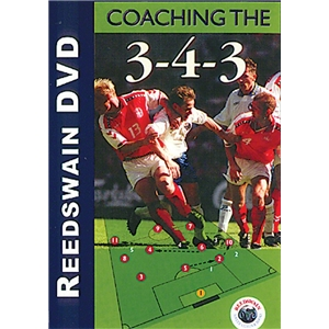 Coaching the 343 Soccer DVD