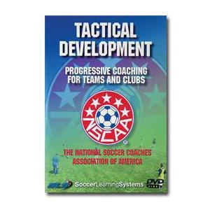 NSCAA Tactical Development-Progressive Coaching DVD
