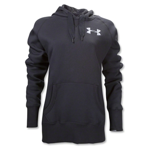 Under Armour Charged Cotton Storm Fleece Women's Hoody (Black)