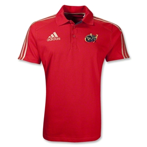 Munster Rugby Supporters Polo (Red)