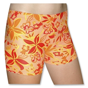 Tuga Sport Shortz Groovy (Orange)