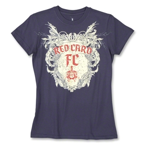 Redcard Women's S/S T-Shirt (Navy)