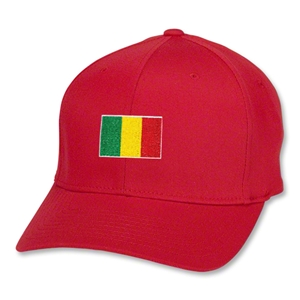 Mali Flex Fit Cap (Red)
