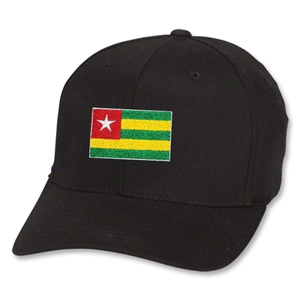 Togo Flex Fit Cap (Black)