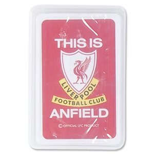Liverpool This is Anfield Playing Cards