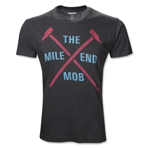 The Mile End Mob-West Ham United SOCCER T-Shirt