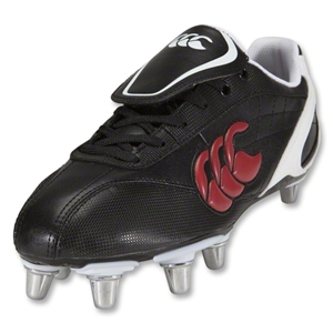 Canterbury CCC Phoenix Club SG Rugby Boot (Black/Red)