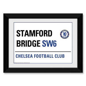 Chelsea Stamford Bridge Framed Print