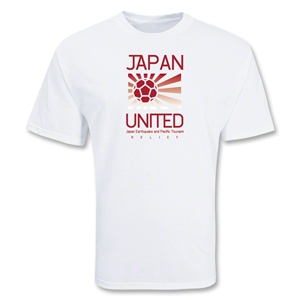 Japan United Relief Soccer T-Shirt