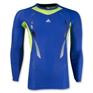 adidas TechFit Recovery Long Sleeve Top (Royal)