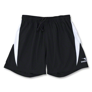 Diadora Women's Rigore Short (Black)