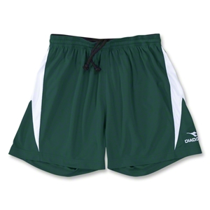 Diadora Women's Rigore Short (Dark Green)