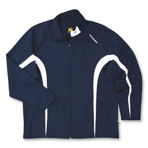 Diadora Team Ermano Soccer Jacket (Navy)