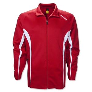 Diadora Team Ermano Soccer Jacket (Red)