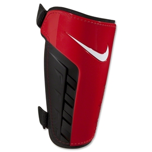 Nike Park 12 Shinguard (Black/Red)