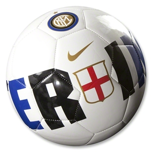 Inter Milan 2011 Supporter Soccer Ball