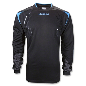 Uhlsport Towart Tech Long Sleeve Goalkeeper Jersey (Black)