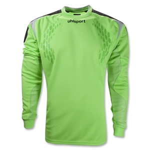Uhlsport Towart Tech Long Sleeve Goalkeeper Jersey (Lime)