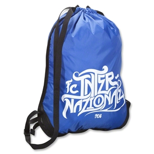 Inter Milan Allegiance Gym Sack (Royal)
