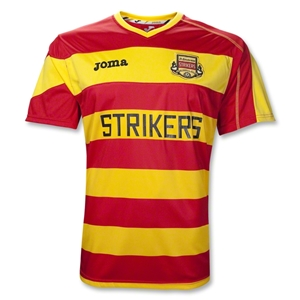 Fort Lauderdale Strikers 2011 Home Soccer Jersey