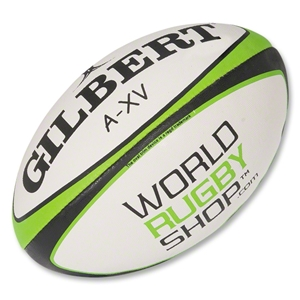 Gilbert WRS A-XV Training Rugby Ball (Size 4)