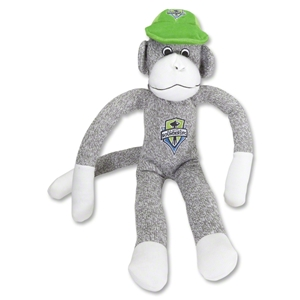Seattle Sounders FC Team Sock Monkey