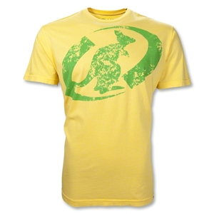 Grubber Wallaby SS T-Shirt (Yellow)